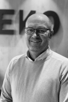 Espen Andreassen i AEKO